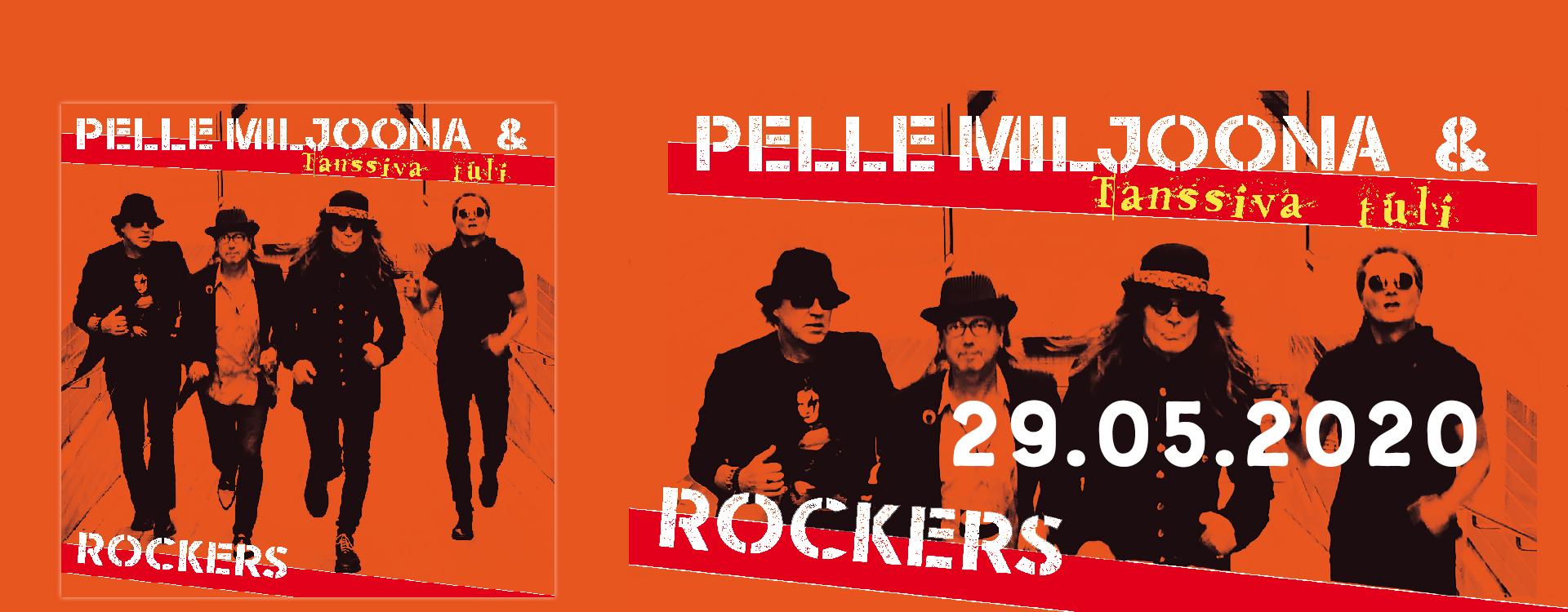 Pelle Miljoona & Rockers - Tanssiva tuli